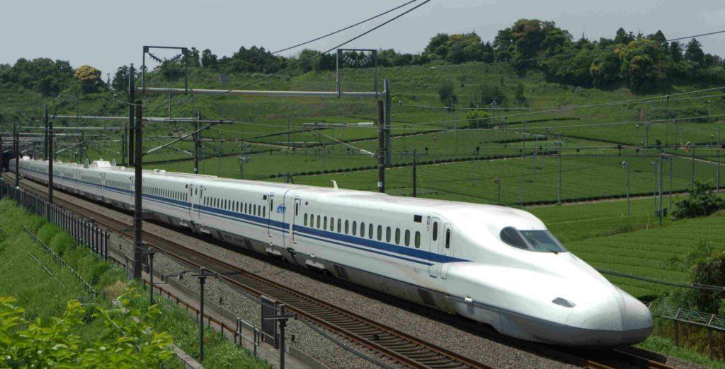 beaked-bullet-train