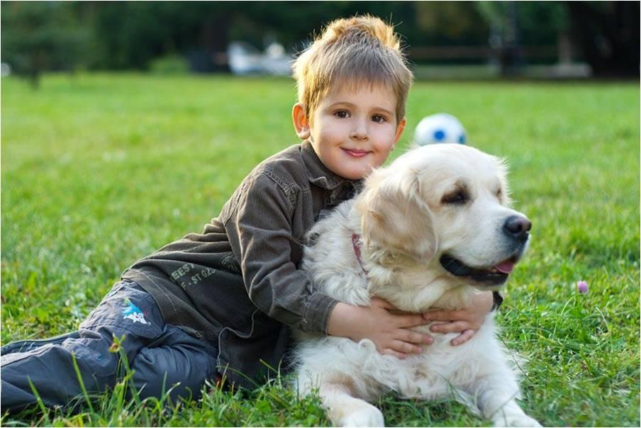 happy-pet-and-kid